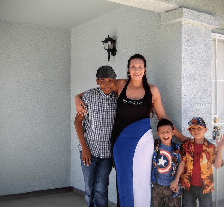 Meet The Marin Family