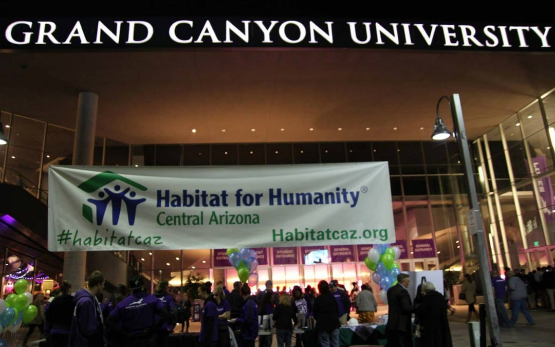 Business Journal Features HFHCAZ/GCU Partnership