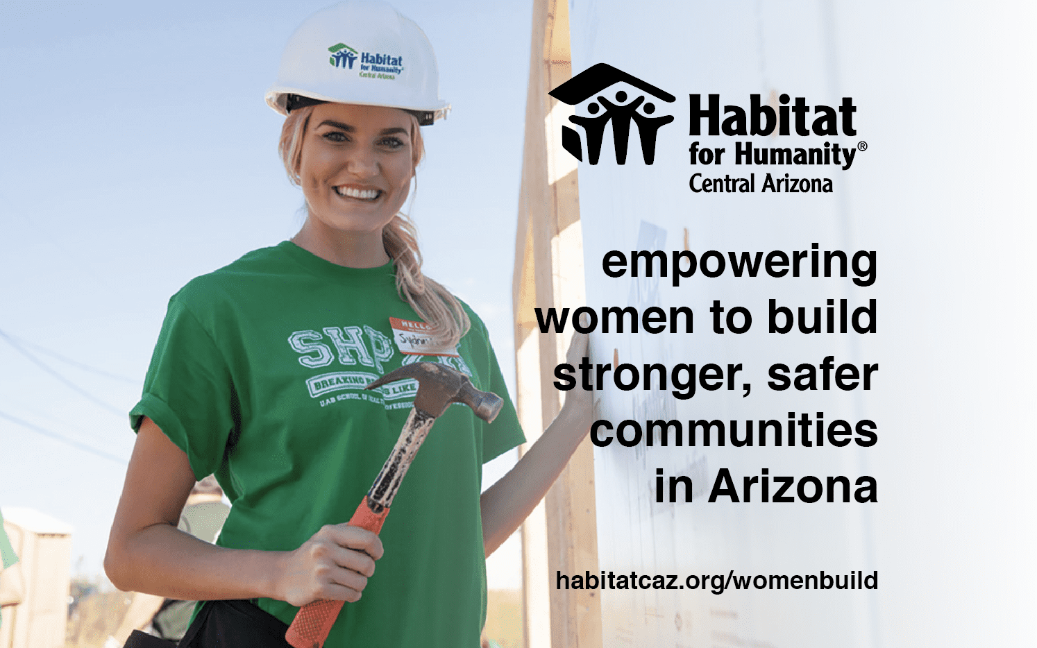 Women coming together to build stronger, safer communities in Arizona