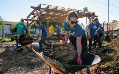 Habitat and Quicken Loans building a stronger community together