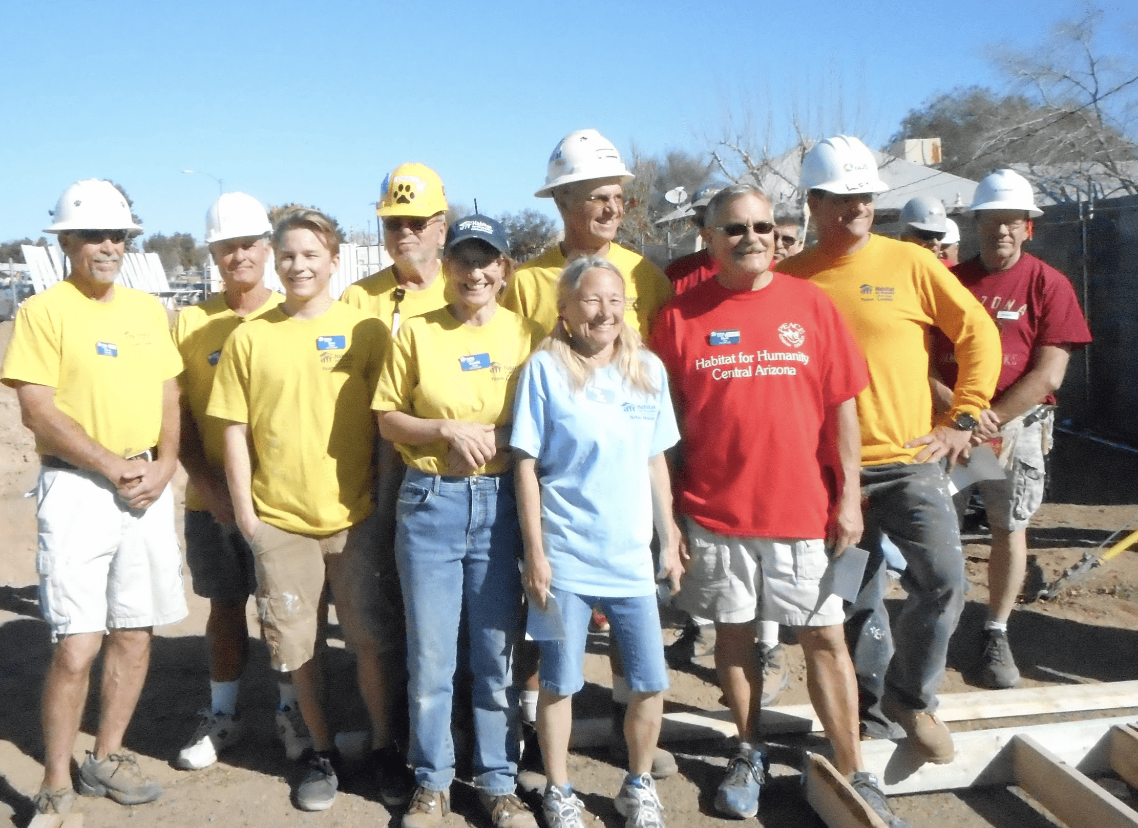 Volunteering is a labor of love