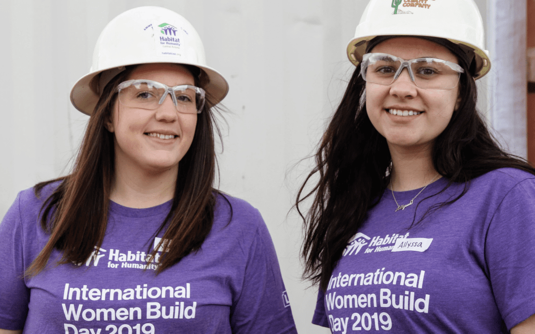 Lowe's teams up with Habitat to support Women Build
