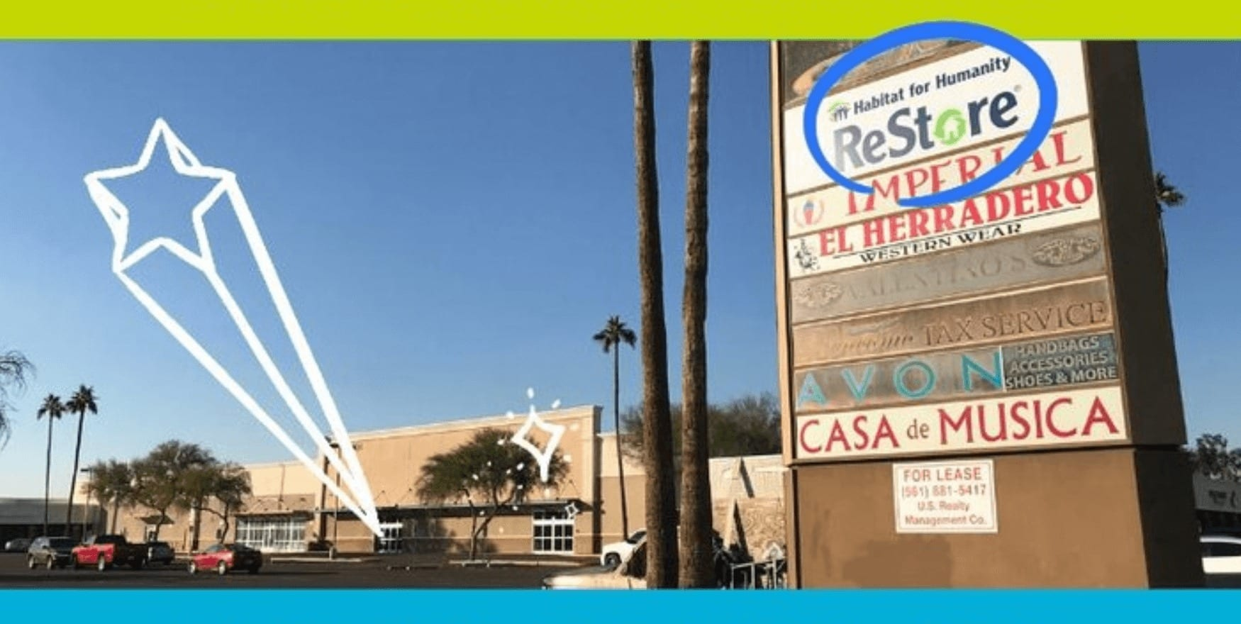 ReStore storefront - Tempe, Arizona
