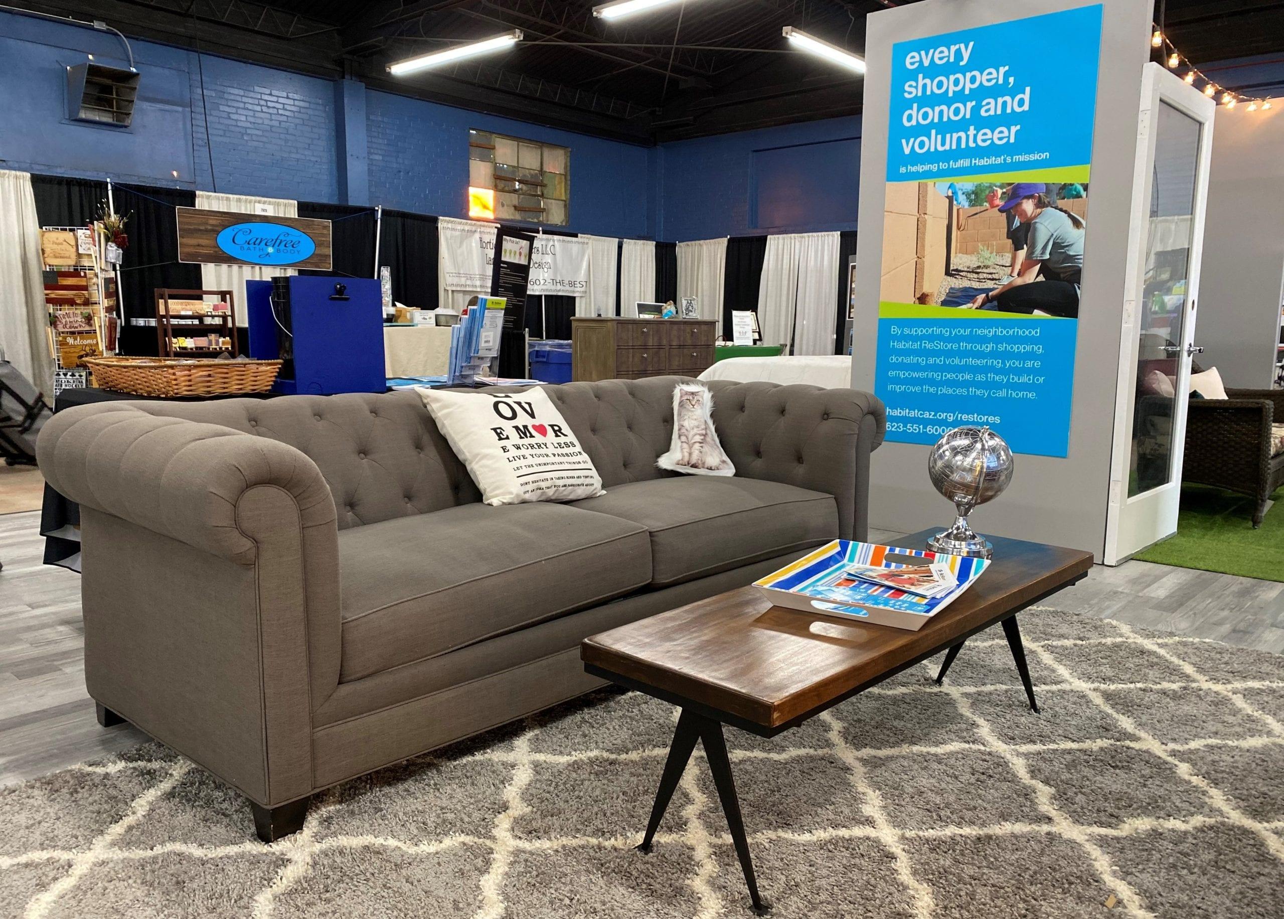 Habitat Central Arizona ReStores at Maricopa County Home Show 2020